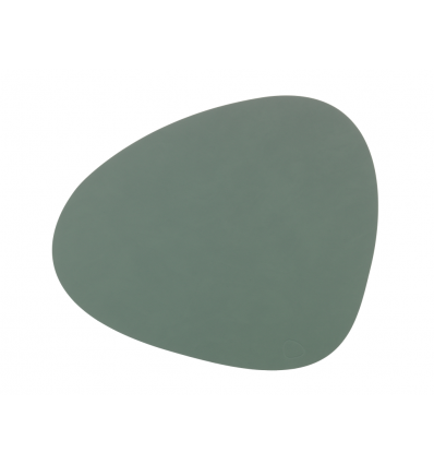 TABLE MAT NUPO pastel green