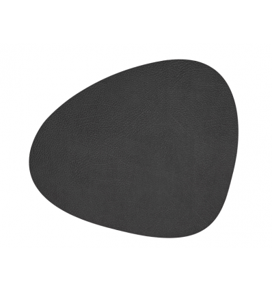 TABLE MAT HIPPO Black-Anthracite
