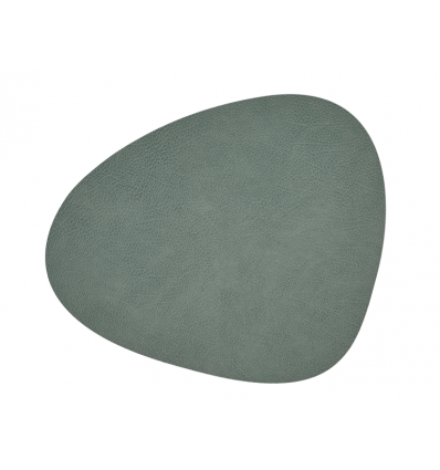 TABLE MAT HIPPO Pastel Green
