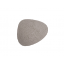 GLASS MAT HIPPO anthracite-grey