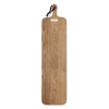 A XL slim fit bread board made of solid oak