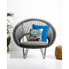 Roy Cocoon Black +kus.S2121 Savane Zinc Cat C