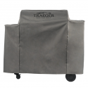 FULL-LENGTH GRILL COVER IRONWOOD 885